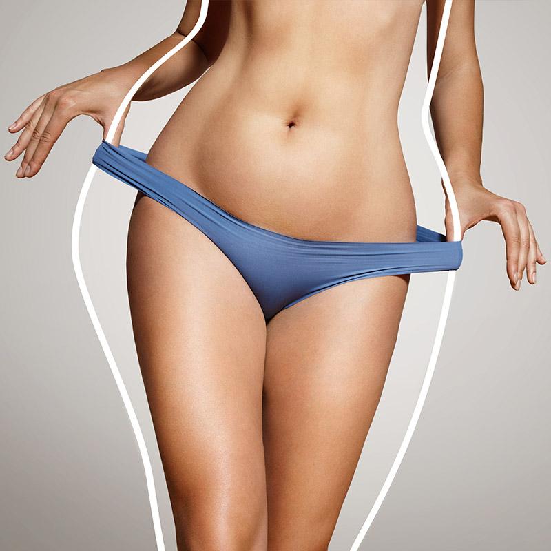 Die VASER-Fettabsaugung ist eine gezielte, minimal-invasive Methode mit Ultraschalltechnologie zur Optimierung Ihrer Körperkonturen.